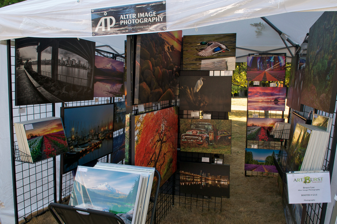 AIP Booth image