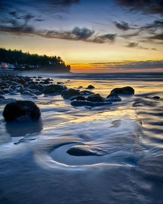 Seaside Twilight