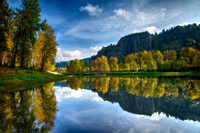 Columbia Gorge Reflections
