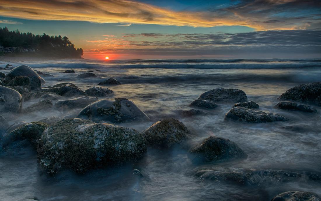 Seaside Oregon